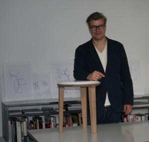 Thomas Feichtner und Fino.