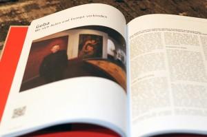 """Die Teppichgalerie Geba ist ein """"best practice""""-Beispiel - und ihr eine Doppelseite im WK-Buch """"Made in Graz"""" gewidmet. Foto: © Geba, T.Leitner"""