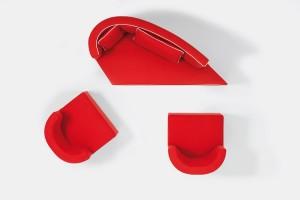 """Sitzen, Loungen, Quatschen – bei """"jo"""" ist dank vielfältiger Konstellationen alles möglich. Foto: brühl & sippold GmbH"""