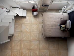 """""""Mansion"""" verleiht– u.a. in der Variante """"Hall"""" – jedem Raum ein ganz besonderes Ambiente. Foto: Ceramiche Refin"""