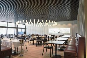 LEON zählt zu den Best Swiss Products und kam im neuen Grillrestaurant Baulüüt in Sursee erstmals zum Einsatz. Längle & Hagspiel Schweiz AG
