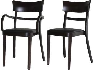 Den zu den Best Swiss Products zählenden Stuhl zeichnen zeitlose Eleganz, höchste Qualität und beste Verarbeitung aus. Foto: Längle & Hagspiel Schweiz AG