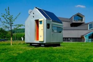 """Aus dem Wohntraum wird Wirklichkeit: Anlässlich der Art Basel 2013 wird ein neuer Prototyp von """"Diogene"""" auf dem Vitra Campus vorgestellt. Foto: Vitra"""