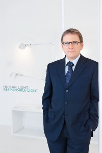 Steffen Salinger, GF der Artemide GmbH. Foto: Artemide