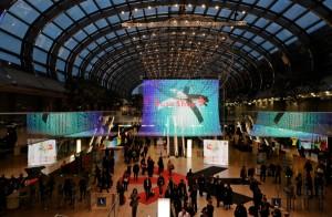 Das neue Light-Event geht auf der EuroShop 2014 von 16. bis 20. Februar 2014 erstmals ins Szene. Foto: Messe Düsseldorf / ctillmann