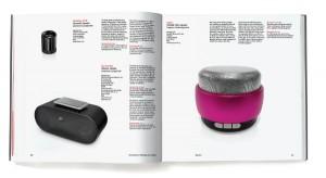 """Doing"" präsentiert Innovatives u.a. der Bereiche Outdoor und Unterhaltungselektronik. Foto: Red Dot GmbH & Co. KG"