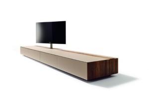 """Ebenfalls für TEAM 7 im Rennen um den Designpreis: """"cubus Home Entertainment"""" von Designer Sebastian Desch. Foto: TEAM 7"""