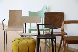 Die Sammlung zeitgenössischen österreichischen Möbeldesigns des Hofmobiliendepots wächst und wird ab Herbst neu und großzügig präsentiert. Foto: © SKB