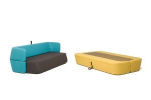 Bei der blickfang Wien von 18. bis 20. Oktober zeigt u.a. das möbel Wien erfrischendes, funktionales Möbeldesign mit Mut zur Farbe. Foto: © das möbel