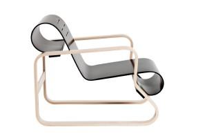 """Artek steht für finnische Design-Ikonen und modernes finnisches Design. Ein Beispiel: Der Armchair 41 """" Paimio"""" von Alvar Aalto (1932). Fotograf: Juha Nenonen. Foto: © Artek"""