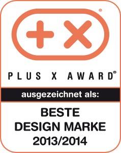 Bauknecht erhält den Plus X Award als beste Designmarke im Bereich Haushaltsgroßgeräte. Foto: Bauknecht