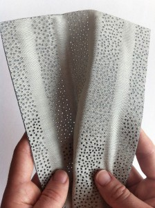 """Hot Dots"" von Stefanie Powell, Weissensee Kunsthochschule Berlin. Foto: Création Baumann"