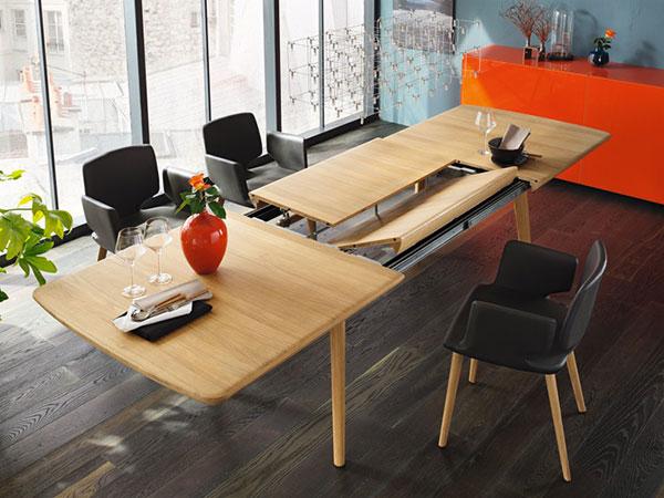 neue tisch dimensionen wohndesigners. Black Bedroom Furniture Sets. Home Design Ideas