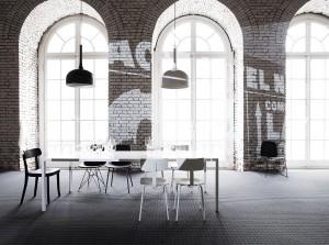 """Die neue Kollektion HOTEL PALAZZI umfasst fünf Dessins in sechs Grautönen, dezent und präsent, zeitgemäß und zeitlos wie z.B. """"SPLENDIDO"""". Foto: OBJECT CARPET GmbH"""
