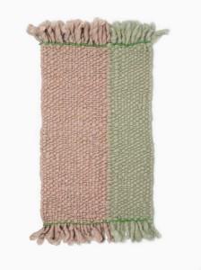 """Der neue Teppich """"Bold"""", einer von insgesamt drei Teppichkreationen von Hella Jongerius für Danskina, gefertigt mittels spezieller Webtechniken aus 100% reiner Wolle. Foto: Danskina"""