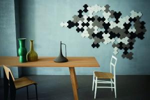 """Marazzi interpretiert mit dem """"Projekt Triennale"""" ein Fliesendesign von Gio Ponti und Alberto Rosselli neu. Foto: Marazzi Group"""