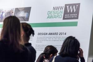 Der Startschuss für den NWW DESIGN AWARD 2014 ist gefallen. Foto: Neue Wiener Werkstätte