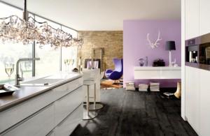 Die erste Villeroy & Boch Flooring Line geht an den Start – hochwertig, stilvoll, mit vier Kollektionen und 22 Dekoren. Foto: Villeroy & Boch