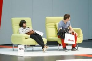 """Trendwelten zeigt die """"Living.Trends.International"""" nicht nur auf, sondern macht sie erlebbar. Reed Exhibitions Messe Wien / www.christian-husar.com"""