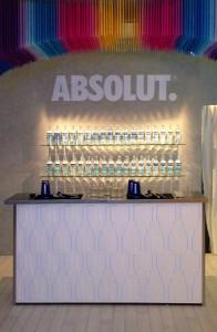 ABSOLUT Pop Up-Bar - der österreichweite Design-Wettbewerb läuft. Foto: © Absolut Vodka