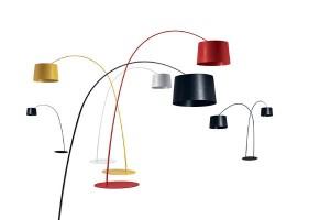"""Foscarini lässt Leuchten-Ikonen mit modernen, energieeffizienten LEDs erstrahlen. So zum Beispiel """"Twiggy"""", designt von Marc Sadler. Foto: Foscarini"""