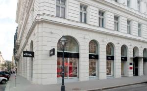 Der neue Vitra-Showroom in Wien ist eröffnet, Schottenring 12 nun die Top-Location für Partner, Architekten und Designliebhaber. Foto: © Pia Odorizzi für Vitra