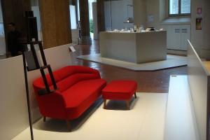 """Design, Top-Qualität und Austria-Style wurden umfassend präsentiert. Ein Top-Beispiel: """"ODEON"""" von Wittmann. Foto: GeSK / Österr. Möbelindustrie"""