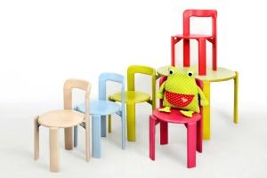 Den legendären Rey-Stuhl gibt's nun auch als Rey Junior. Foto: © Nora Dal Cero