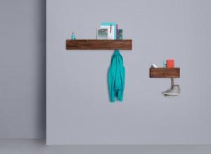 """Neue Garderobe """"Hide Park"""" von ZEITRAUM, designt vom Kölner Studio Kaschkasch. Foto: ZEITRAUM GmbH"""