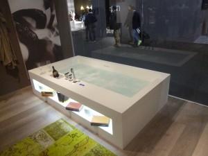 Impression vom Salone del Bagno: Highlights & Top-Trends von Torsten Müller. Foto: Torsten Müller/ Torsten Müller Interior Design
