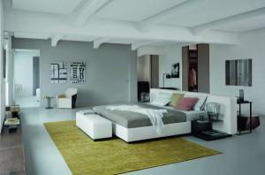 Yuuto eröffnet neue Perspektiven und bietet Wohnen und Schlafen in der 360° Perspektive. Foto: Walter Knoll AG & Co. KG