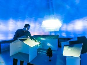 Licht, Gestaltung mit Licht und das Zusammenspiel von Licht, Material und stehen beim Intensivseminar Lichtgestaltung im Mittelpunkt. Foto: © Bartenbach GmbH