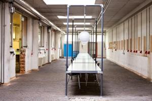 """Zu bewährten Formaten wie dem """"Labor"""" gesellt sich Neues wie ein verstärkter Fokus auf Architektur. Foto: Labor 2013 - © Petra Rautenstrauch / Fischka.com"""