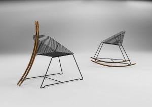 """""""Garden chair"""" von Bogoje Bojovic. Foto: Bogoje Bojovic/Koelnmesse"""