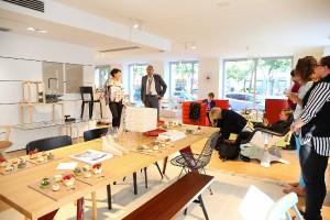 Die Artek-Kollektion ist im Vitra Showroom angekommen. Foto: Artek_Vitra