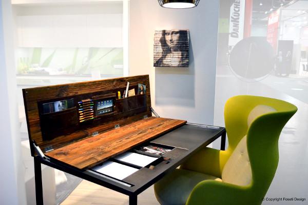Mehr als ein tisch wohndesigners for Tisch eins design studio