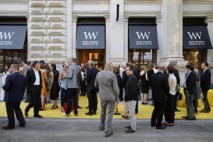 NWW und KAPO Fenster und Türen haben ihren neuen Flagshipstore in Wien eröffnet. Foto: © Neue Wiener Werkstätte