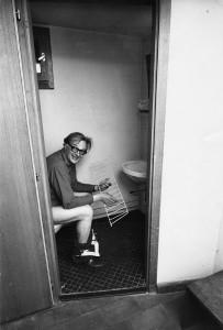 Den Erfolg hätte Designer Nisse String seinerzeit am stillen Örtchen wohl nicht geahnt. Foto: String Furniture