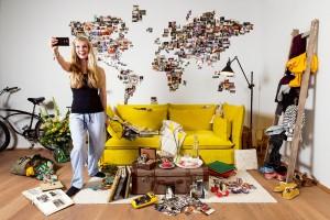 """Die imm cologne startet die interkulturelle Studie """"TheWorld@Home"""". Foto: Koelnmesse/Fotografie: Frank A. Reinhardt"""