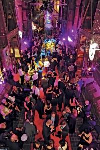 Bei der Designers' Night feiern Designer und Unternehmen die ausgezeichneten Spitzenleistungen. Foto: Red Dot Design Award