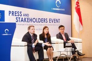 Neue Märkte, neue Chancen: Das Programm bietet volle Unterstützung. Foto: EU Business Avenues