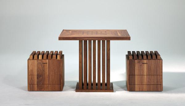 Der Design Hocker Hedgehock Von NOHrD Sorgt Für Ergonomisches, Dynamisches  Sitzen. Foto: