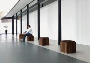 In verschiedenen Holzarten erhältlich, ist Hedgehock für den Privat- wie auch Objektbereich zuhause. Foto: NOHrD