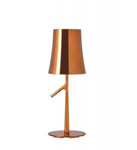 Die neuen Farben betonen das moderne Design der Tischleuchte. Foto: Foscarini