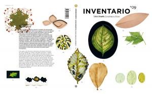 Die neunte Ausgabe des Bookzines INVENTARIO ist soeben erschienen. Foto: INVENTARIO