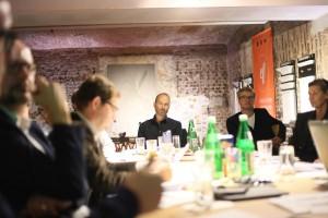 Aus 200 Einreichungen und 18 Shortlist-Projekten wählte die Jury 3 Gewinner und 1 Special Award-Preisträgerin. Foto: © ROBIN CONSULT/ROZNOVSKY