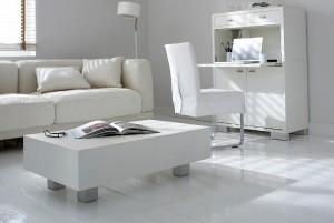"""Mit seinen kompakten Maßen und in verschiedenen Holzarten und einer Lackversion erhältlich, fügt sich """"OST 10"""" in jedes Interieur ein. Foto: Schulte Design GmbH"""