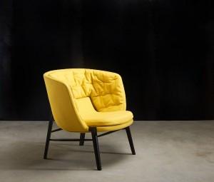 """Die schick-modernen Möbel wie """"Cleo"""" kommen nun bei internationalen Prestige-Projekten zum Einsatz. Foto: Rossin GmbH"""