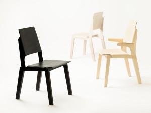Ebenfalls in Langenthal zu sehen: Lentia, ein Stuhl von March Gut Industrial Design und PÜHRINGER. Foto: Robert Maybach