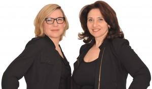 Ulrike Pohl und Lilia Maier geben gemeinsam mit dem Design-Atelier VIENNA INTERIORS Gas. Foto: © VIENNA INTERIORS